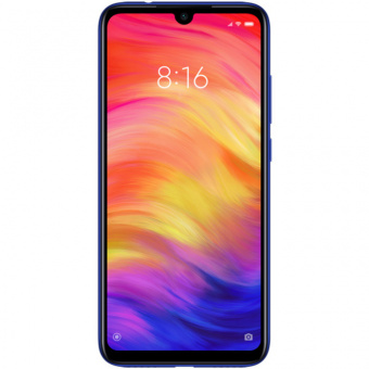 Мобильный телефон Xiaomi Redmi Note 7, 4/128G, синий